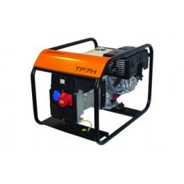 Trifazis 7 kVA benzininis elektros generatorius Generga TP7H