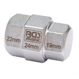 Speciali galvutė motociklui 19-22-24 mm (5059)