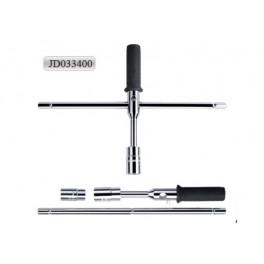 Raktas ratams slankiojantis, 17x19, 21x23 mm JD033400