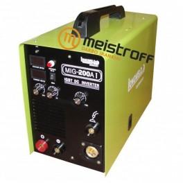 Suvirinimo pusautomatis ir suvirinimo inverteris Longweld MIG-250AI