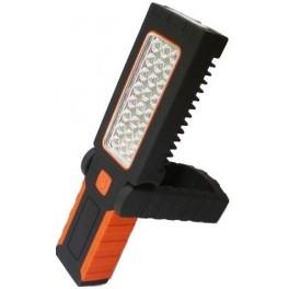 Darbo lempa 24+4 LED SK1591
