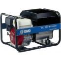 Nuolatinės srovės suvirinimo generatorius SDMO VX 200/4 H-C