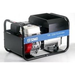 Nuolatinės srovės suvirinimo generatorius SDMO VX 220/7,5 H-C