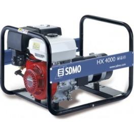 Kintamos elektros srovės generatorius SDMO HX 4000-C