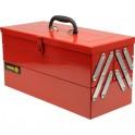 Dėžė įrankiams metalinė 466 X 210 X 232 mm (81850)