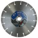 Pjovimo diskas Segment 10W 230/22.2