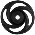 Deimantinės šlifavimo lėkštės ST-Rotor, 180 mm