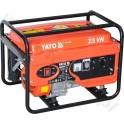 Generatorius benzininis 2,5kW (YT-85432)