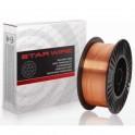Suvirinimo viela 1.0 mm 5 kg plastik.ritė (SP.005.10X)