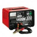 Akumuliatoriaus įkroviklis, užvedėjas 12V, 24V Leader 220 (807539)