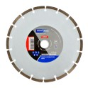 Segmentinis betono pjovimo diskas(wave) 115mm Kraftdele KD923
