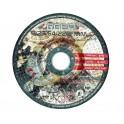 Šlifavimo diskas metalui 125 X 6.4 X 22.2 (M08266)