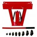 Hidraulinis vamzdžių lankstymo prietaisas 16T (GT1215)