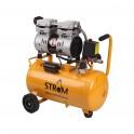 Betepalnis oro kompresorius 24L, 220V STROM (JN750)