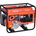 Generatorius benzininis 3,2kW  YT-85434