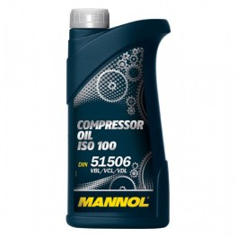 Kompresorinė alyva Mannol Compresor Oil ISO 100