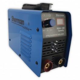 Suvirinimo aparatas Sherman MMA 140 SPEEDY, 140A, 230V