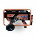Vienfazis benzininis generatorius ASTOR 220V/380V (5.5kW/5kW)