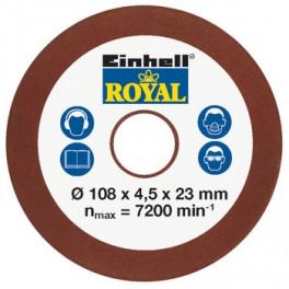 Diskas grandinės galąstuvui Einhell 108x23x4,5 mm