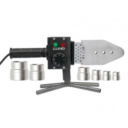 Plastikinių vamzdžių (PVC) suvirinimo aparatas 0-300C LUND 78911