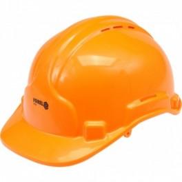 Šalmas apsauginis oranžinis (MEI74194)
