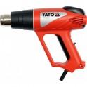 YATO 70~550°c 2000Watt